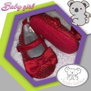 Koala baby girl shoes 👠